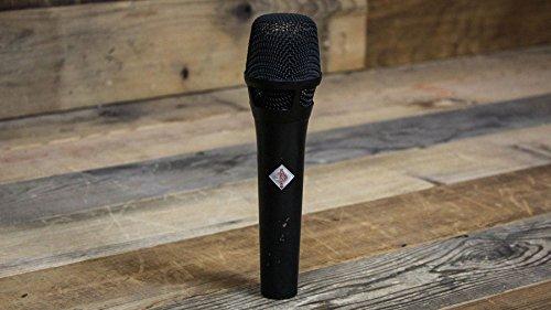 Neumann 8455 Bühnen-/Auftrittsmikrofon Verkabelt Schwarz Mikrofon - Mikrofone (Bühnen-/Auftrittsmikrofon, 20 - 20000 Hz, 50 Ohm, Verkabelt, Schwarz)